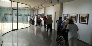 """Sala de Exposiciones """"El Jardín"""" - SED Molina"""
