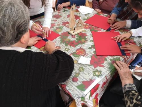 Encuentro intergeneracional CP Villa Alegría - Residencia San Pedro 4