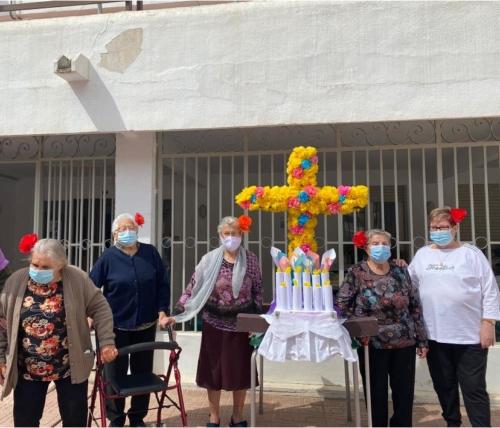Cruces de Mayo - SED Alcantarilla 1