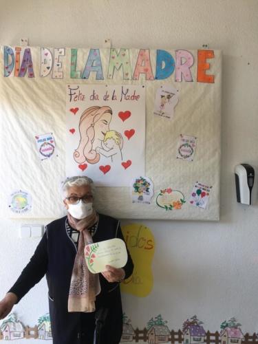 Celebración del Día de la Madre SED de Lorca 1
