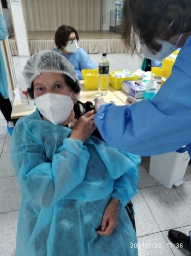 sed molina primera vacuna 14